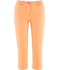 bpc bonprix collection Pantalon extensible galbant 3/4 orange femme - bonprix