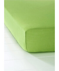 bpc living Drap-housse Jersey vert maison - bonprix