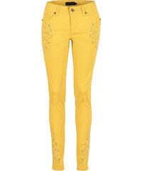 BODYFLIRT Jean jaune femme - bonprix