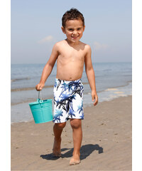 bpc bonprix collection Short de bain bleu enfant - bonprix