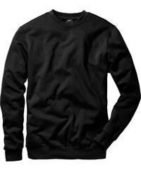 bpc bonprix collection Sweat-shirt Regular Fit noir manches longues homme - bonprix