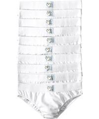 bpc bonprix collection Slips (lot de 10) blanc lingerie - bonprix