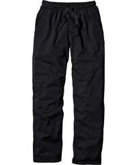 bpc bonprix collection Pantalon matière sweatshirt noir homme - bonprix