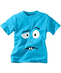 bpc bonprix collection T-shirt, T. 116-170 bleu manches courtes enfant - bonprix