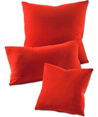 bpc living Housses de coussin Jersey (lot de 2) rouge maison - bonprix