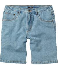 bpc bonprix collection Bermuda en jean bleu homme - bonprix