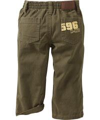 John Baner JEANSWEAR Pantalon vert enfant - bonprix