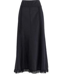 bpc selection Jupe longue noir femme - bonprix
