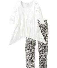 bpc selection Pyjama corsaire beige manches 3/4 lingerie - bonprix
