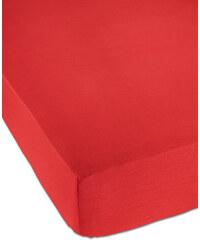 bpc living Drap-housse Linon rouge maison - bonprix