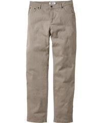 John Baner JEANSWEAR Pantalon extensible Classic Fit Straight, N. beige homme - bonprix