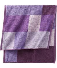 bpc living Serviette de toilette Fun violet maison - bonprix