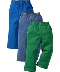 John Baner JEANSWEAR Lot de 3 jeans bleu enfant - bonprix