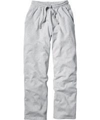 bpc bonprix collection Pantalon matière sweatshirt gris homme - bonprix