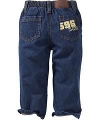 John Baner JEANSWEAR Pantalon bleu enfant - bonprix