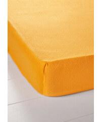 bpc living Drap-housse Polaire orange maison - bonprix