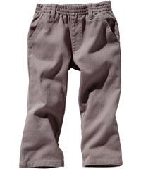 John Baner JEANSWEAR Pantalon marron enfant - bonprix