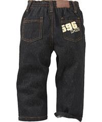 John Baner JEANSWEAR Pantalon noir enfant - bonprix