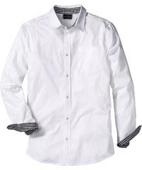 bpc selection Chemise Regular Fit blanc manches longues homme - bonprix