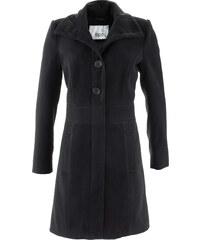 bpc bonprix collection Manteau noir manches longues femme - bonprix