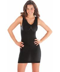 Figur Body Damen-Unterkleid Schwarz - M