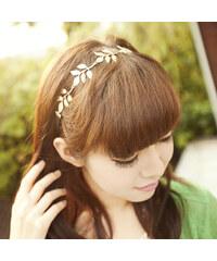 Lesara Haarband mit Blättern