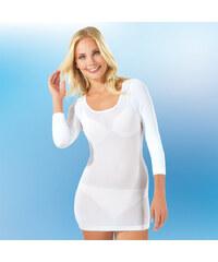Lesara Figur Body Damen-Thermoshirt - S-M