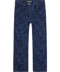 Lesara Mädchen-Jeans mit Blumen-Print - 98