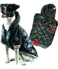 Lesara Hunde-Jacke - Rot - XS