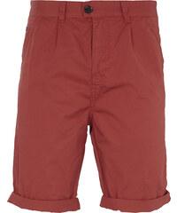 Lesara Freizeit-Shorts Rot - 31