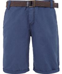 Lesara Chino-Shorts mit Gürtel - 31