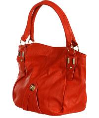 TopMode Krásná dámská kabelka červená