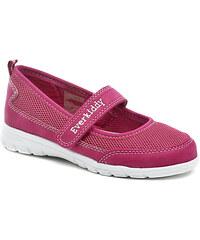 Dermatex Dívčí letní obuv 27708 růžové baleríny