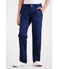 SAM 73 Dívčí moderní chino kalhoty GK 36 238 - kobaltová modrá tmavá