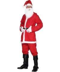 Kostým Santa Velikost L 52-54