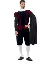 Kostým Tudor lord Velikost L 52-54
