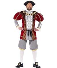 Kostým Henry VIII Velikost L 52-54