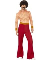 Kostým Muž ze 70.let Velikost L 52-54