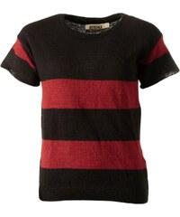 Bershka svetr s krátkymi rukávmi