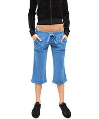 Juicy Couture sportovní kalhoty_SQAUSH TRY CROP