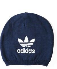 Adidas Originals Čepice Trefoil Beanie / Blue