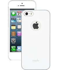 Moshi iGlaze Hardshell obal na iPhone 5_biela