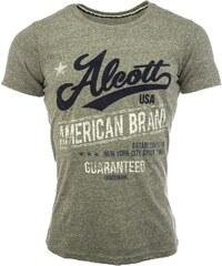 ALCOTT tričko Grey Labels