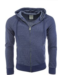 ALCOTT mikina Jeans Blue