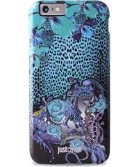 Justcavalli | Justcavalli Leopard Jewel Cover iPhone 6S/6