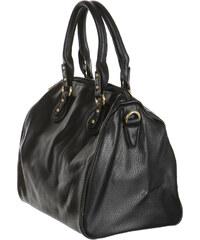 TopMode Moderní kabelka do ruky černá