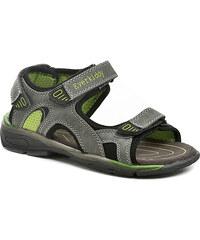 Dermatex Everkiddy 27699 šedé dětské sandály