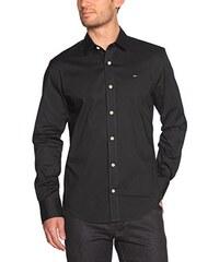 Hilfiger Denim Herren Freizeithemd Slim Fit Sabim shirt l/s KIR / 1957826354 (Weitere Farben)