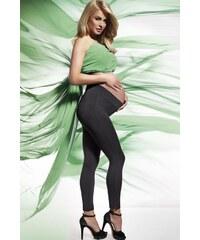Legíny těhotenské Bas Bleu Laura PZ, černá