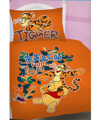Jerry Fabrics Povlečení Disney * Medvídek Pů a tygr 1x 140/200, 1x 70/90